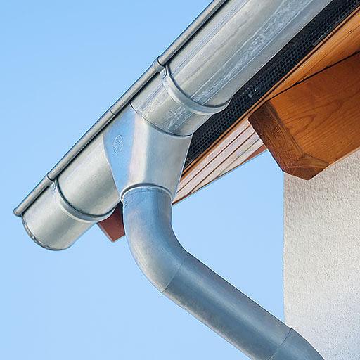 Dachentwässerung für Ihr Dach